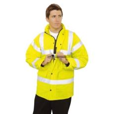Portwest S460 Jól láthatósági Traffic kabát (SÁRGA S)