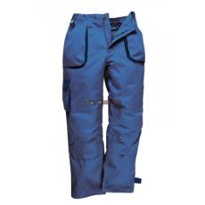 Portwest TX11 Texo Kontraszt nadrág (ROYAL KÉK XL)