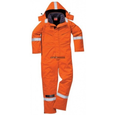Portwest - FR53 FR Anti-Static téli overál (XL)