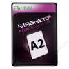 TARIFOLD Mágneses tasak, mágneses háttal, A2, TARIFOLD Magneto Solo, fekete (TF195087)