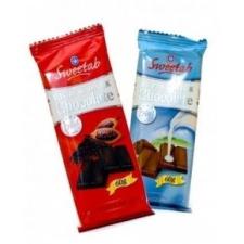 Sweetab SWEETAB DIÉTÁS TEJCSOKI csokoládé és édesség