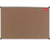 NOBO Parafatábla, 60x90 cm, alumínium keret,