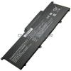 Samsung NP900X3C-A01CN Series  5200 mAh 6 cella fekete notebook/laptop akku/akkumulátor utángyártott