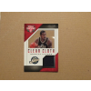 Panini 2014-15 Totally Certified Clear Cloth Jerseys Red #66 Derrick Favors/299