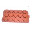 Szilikon bonbon forma - Szív