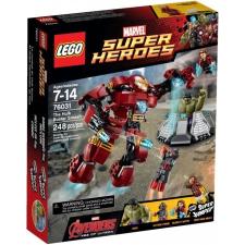 LEGO 76031-LEGO-A Hulkirtó ütközése lego