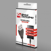 Global Technology CABLE USB  iPH.3G/3Gs/4/4s  white