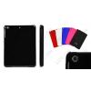 Apple iPad mini lágy tapintású műanyag védőtok, fekete,  LG-103B