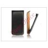 Haffner Slim Flip bőrtok - LG D290N L Fino - fekete