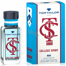 Tom Tailor College Sport EDT 30ml parfüm és kölni