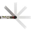 Extol Vízmérték, digitális szögmérővel, 305mm, 2 libella (Vízmérték)