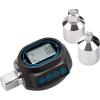 """Extol Digitális nyomaték adapter, hangjelzéssel, 1/2"""", 20-200Nm (Dugókulcs és szerszám készlet)"""