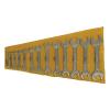 Extol Villáskulcs klt., W.S., műanyag tartóban; 12db, 6-32mm (Villás kulcsok)