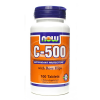 Now Foods VITAMIN C-500 WITH ROSE HIPS 100db