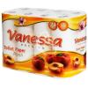 """. Toalettpapír, 3 rétegű, 24 tekercses, """"Vanessa"""""""