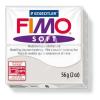 "FIMO Gyurma, 56 g, égethető, FIMO ""Soft"", delfinszürke"