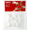 """APLI Styropor gömb, 25 mm, APLI """"Creative"""""""