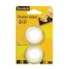 3M Scotch Ragasztószalag, kétoldalas, utántöltő, 12 mm x 6,3 m, 3M SCOTCH
