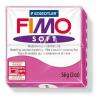 "FIMO Gyurma, 56 g, égethető, FIMO ""Soft"", málna"