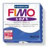 "FIMO Gyurma, 56 g, égethető, FIMO ""Soft"", fényes kék"