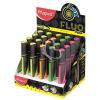 """MAPED Szövegkiemelő display, 1-5 mm, MAPED """"Fluo Peps Max"""", vegyes színek"""