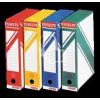 "ESSELTE Archiváló doboz, A4, 80 mm, karton, ESSELTE ""Standard"", kék"