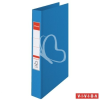 "ESSELTE Gyűrűs könyv, 2 gyűrű, 42 mm, A4, PP/PP, ESSELTE ""Standard"", Vivida kék"
