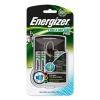"""ENERGIZER Elemtöltő, AA ceruza/AAA mikro, 4x2000 mAh AA (előtöltött), kijelzővel, ENERGIZER """"Pro"""""""