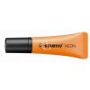 """STABILO Szövegkiemelő, 2-5 mm, STABILO """"Neon"""", narancssárga"""