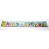 ". Felirat, fólia, ""Happy birthday/meggyes-muffinos"""