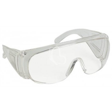 """. Védőszemüveg, víztiszta, """"Visilux"""""""
