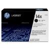 HP CF214X No.14X - Fekete