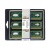 Kingston 24GB 1600MHz DDR3 memória ECC Registered Low-Voltage CL11 Kit of 3 Intel validated SR x4 1.35V w/TS Intel