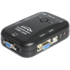 DELOCK 2 portos KVM switch