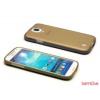 CELLECT Galaxy S3 ultravékony szilikon hátlap,Fekete