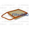 JC PREMIUM levegőszűrő - Motorkód DV6DTED M (Euro 5)