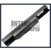 X43U 4400 mAh 6 cella fekete notebook/laptop akku/akkumulátor utángyártott