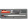 Pilot Töltőtoll, 0,1-1,5 mm, piros kupak, PILOT Parallel Pen (PPP15)