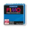 Gyurma, 85 g, égethető, FIMO Professional, kék