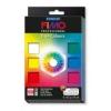 Gyurma készlet, 6x85 g, égethető, FIMO Professional True Colours, 6 különböző szín