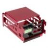 Lian Li EX-H24X 2x SATA hot-swap modul - piros