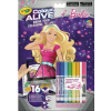 Crayola Color Alive Barbie 95-1049
