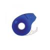 ICO Ragasztószalag tépő Smart összecsukható, kék