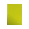 Leitz Beíró A/4 WOW, Leitz lakkfényű, vonalas zöld