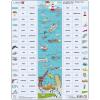 Larsen maxi puzzle 64 db-os Tanuljunk angolul! - A tengeren EN8