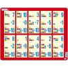 Larsen maxi puzzle 10 db-os Összeadás piros AR13