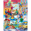 Larsen maxi puzzle 33 db-os Iskola US 34