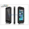Lifeproof Apple iPhone 5/5S víz- por- és ütésálló védőtok - Lifeproof Nüüd - black