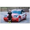 NagyNap.hu Drift vezetés gyerekeknek BMW E36 versenyautóval 15 perc