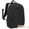 "RivaCase 7560 Laptop Canvas Backpack 15,6"" Black"